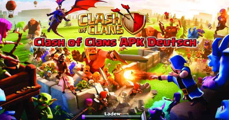 clash of clans apk deutsch android