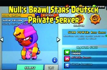 nulls brawl stars deutsch sandy