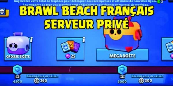 Brawl Beach Français 4