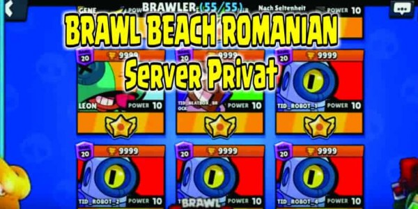 Brawl Beach Romanian