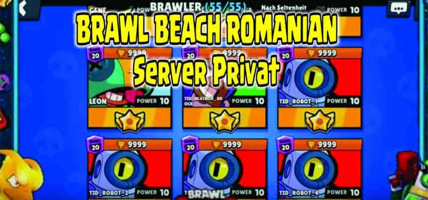 hack Brawl Beach Romanian