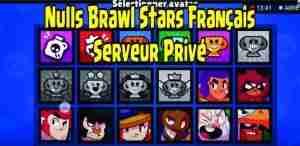 telecharger Nulls Brawl Stars Français