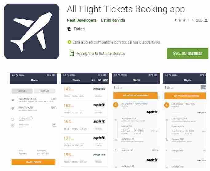 apps y juegos para descargar gratis vuelos