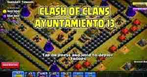 clash of clans apk AYUNTAMIENTO 13