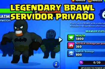 legendary brawl pc