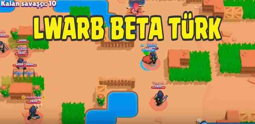 lwarb beta turk ANDROID