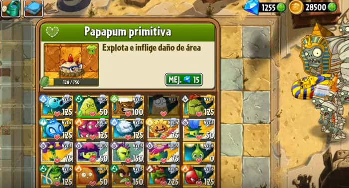 descargar plants vs zombies 2