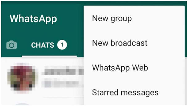 como ver los mensajes eliminados de whatsapp