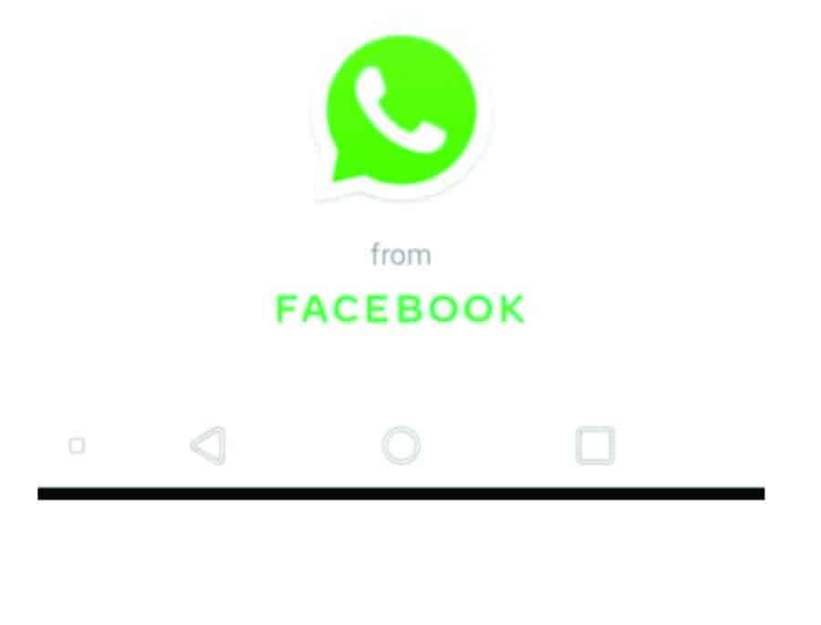 whatsapp from facebook ios