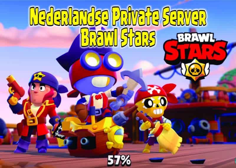 Nederlandse Private Server Brawl Stars bea