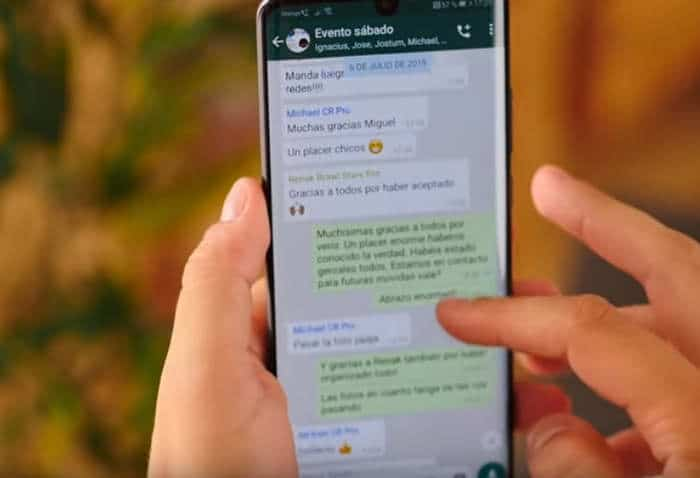 No más WhatsApp en febrero contactos