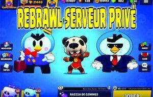 ReBrawl Serveur Privé