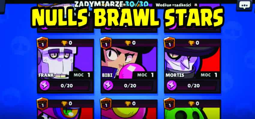 nulls brawl stars private server ANDROID