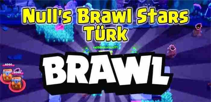 Nulls Brawl Stars Turk hack