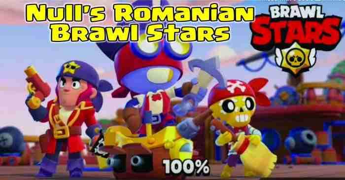 Nulls Romanian Brawl Stars hack
