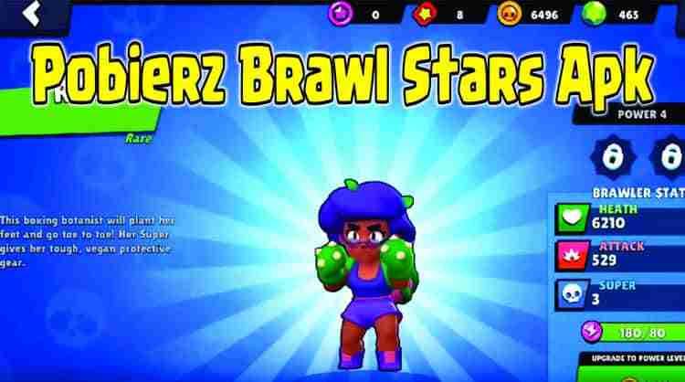 Pobierz Brawl Stars Apk Rosa