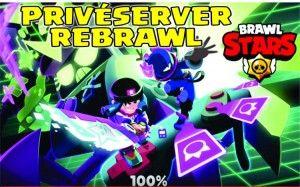 Privéserver ReBrawl pc