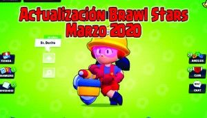 Actualización Brawl Stars Marzo 2020