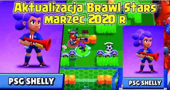 Aktualizacja Brawl Stars marzec 2020 r polska