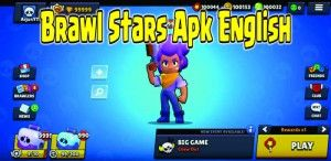 Brawl Stars Apk English android