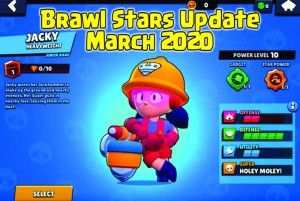 Brawl Stars Update March 2020 english