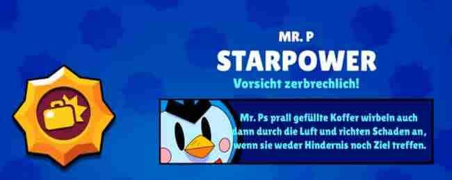 mr p deutsch star power