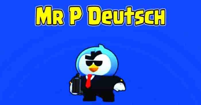 mr p deutsch spy