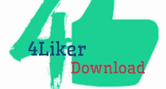 Instalar 4Liker Apk