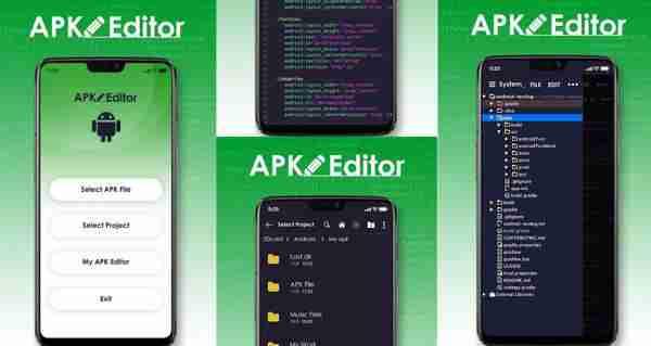 APK Editor Deutsch android