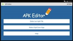 update APK Editor Deutsch