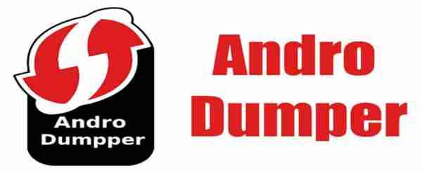 instalar AndroDumpper Apk