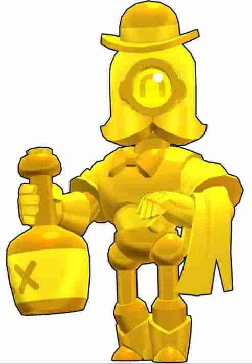 Descargar Barley Brawl Stars gold