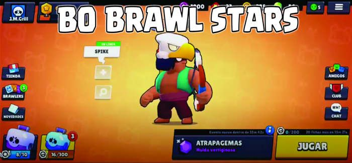 Bo Brawl Stars inicio