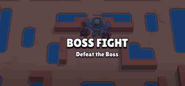 Boss Fight Brawl Stars android