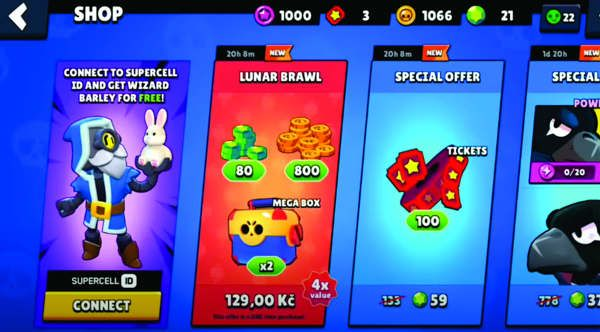 Brawl Beach Czech boxes