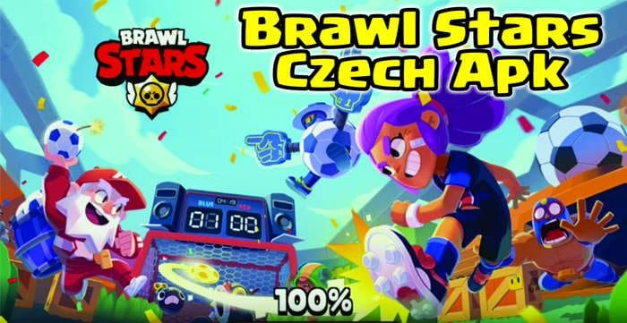 Brawl Stars Czech Apk android