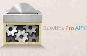 Instalar Busybox Apk