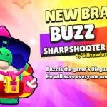 Buzz Brawl Stars skins