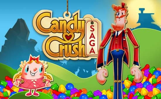 Instalar Candy Crush Saga Apk