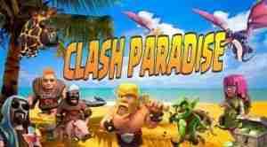 Clash Paradise Deutsch Titelseite