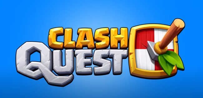 Install Clash Quest Apk Français