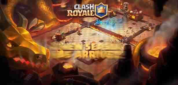 Clash Royale Türkçe APK android