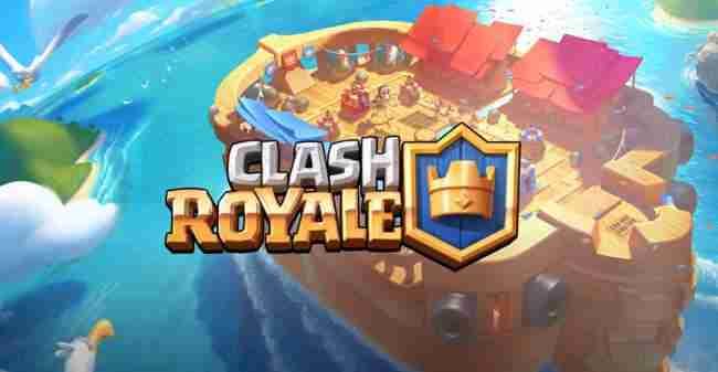 Clash Royale svenska APK pc