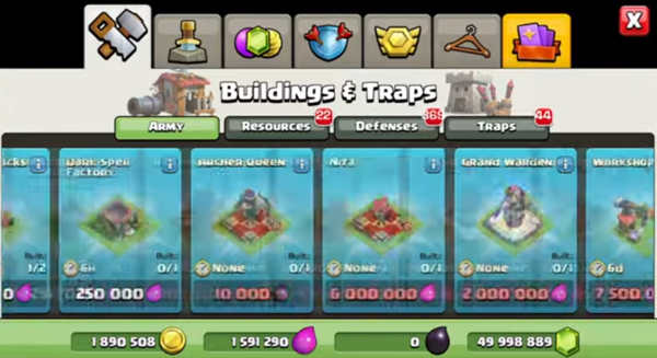 Clash of Clans Dutch APK android