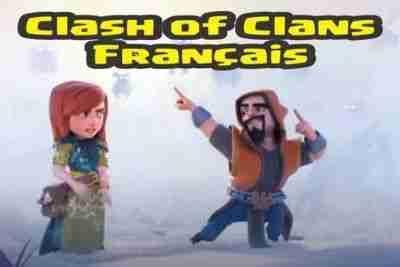 Clash of Clans Français default