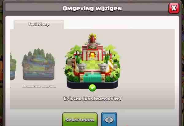 install Clash of Clans Nederlands