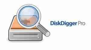 DiskDigger Apk para android