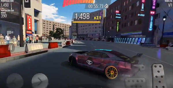 instalar Drift Max Pro apk