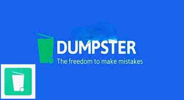 Instalar Dumpster Apk