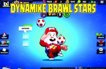 Dynamike Brawl Stars portada